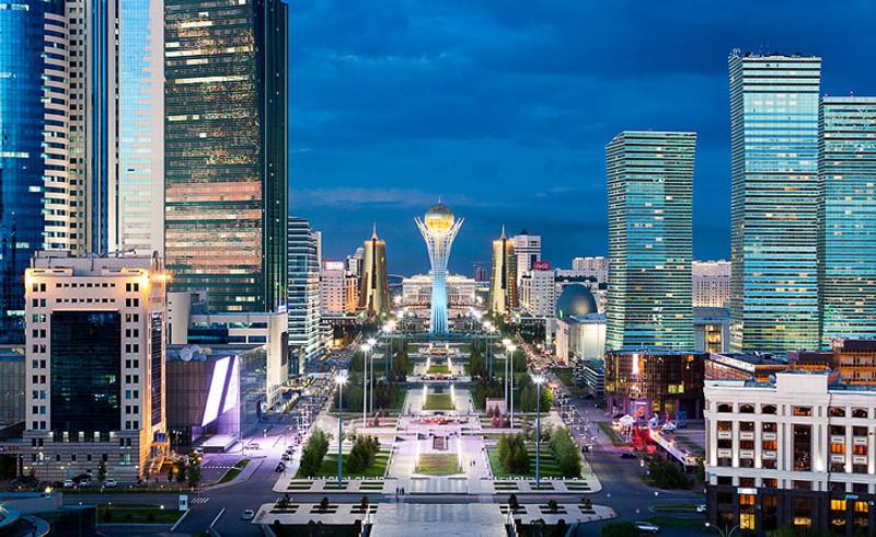 Фаттахов: Астана - жемчужина всей Центральной Азии