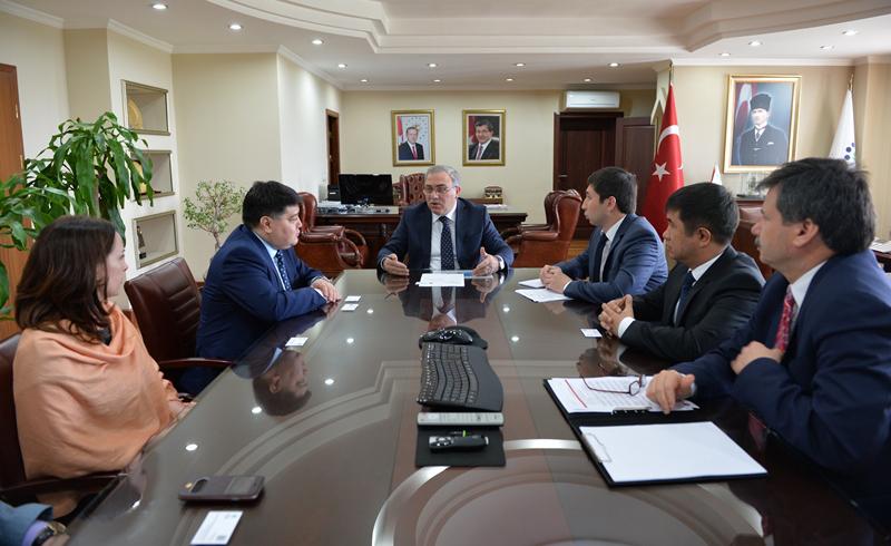 Казахстан изучил турецкий опыт строительства доступного жилья
