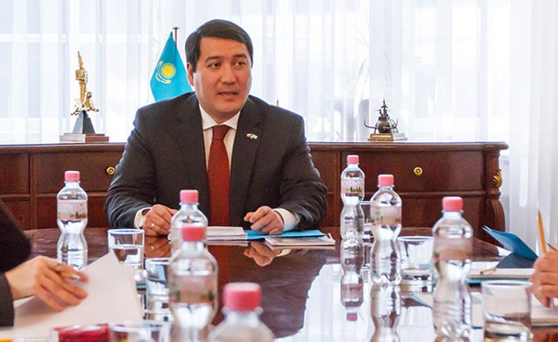 Kazakhstan to revive falling trade with long-time partner Czech Republic - ambassador