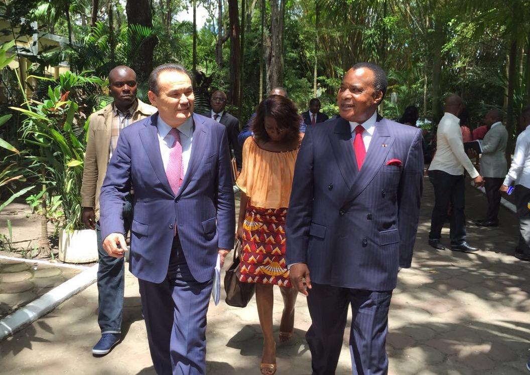 В Конго поддерживают внешнеполитические инициативы Казахстана