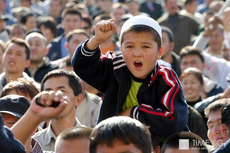 В Кыргызстане  оппозиционеров  заподозрили в подготовке госпереворота