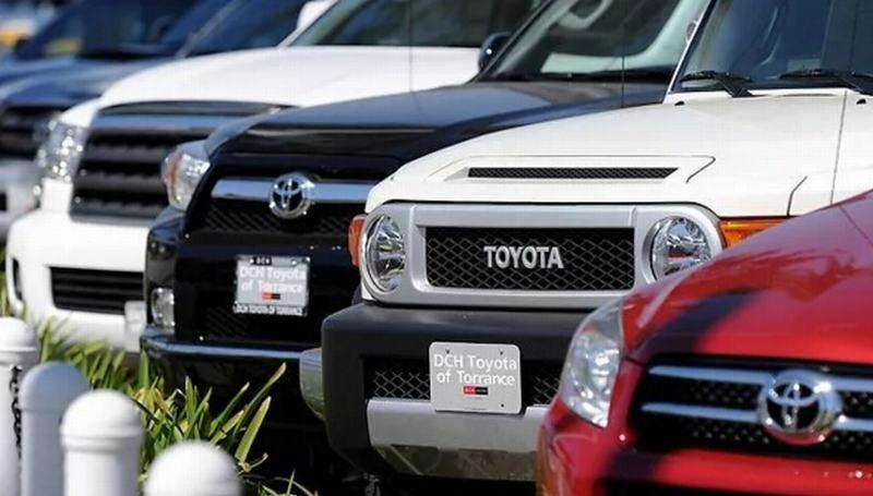 丰田公司否认将关停在哈车辆生产线