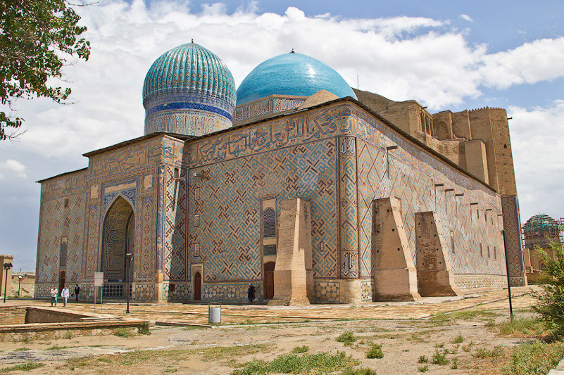 Turkestan named cultural capital of Turkic world in 2017