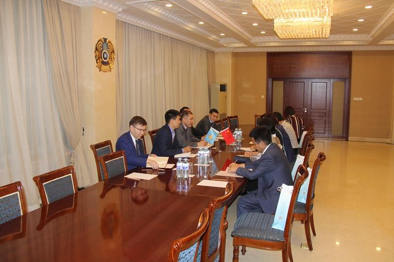 В Пекине обсудили сотрудничество РК с провинцией Шэньси КНР (ФОТО)