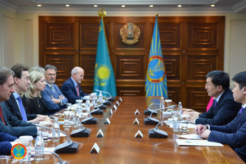 Astana and Lugano intend to develop cooperation