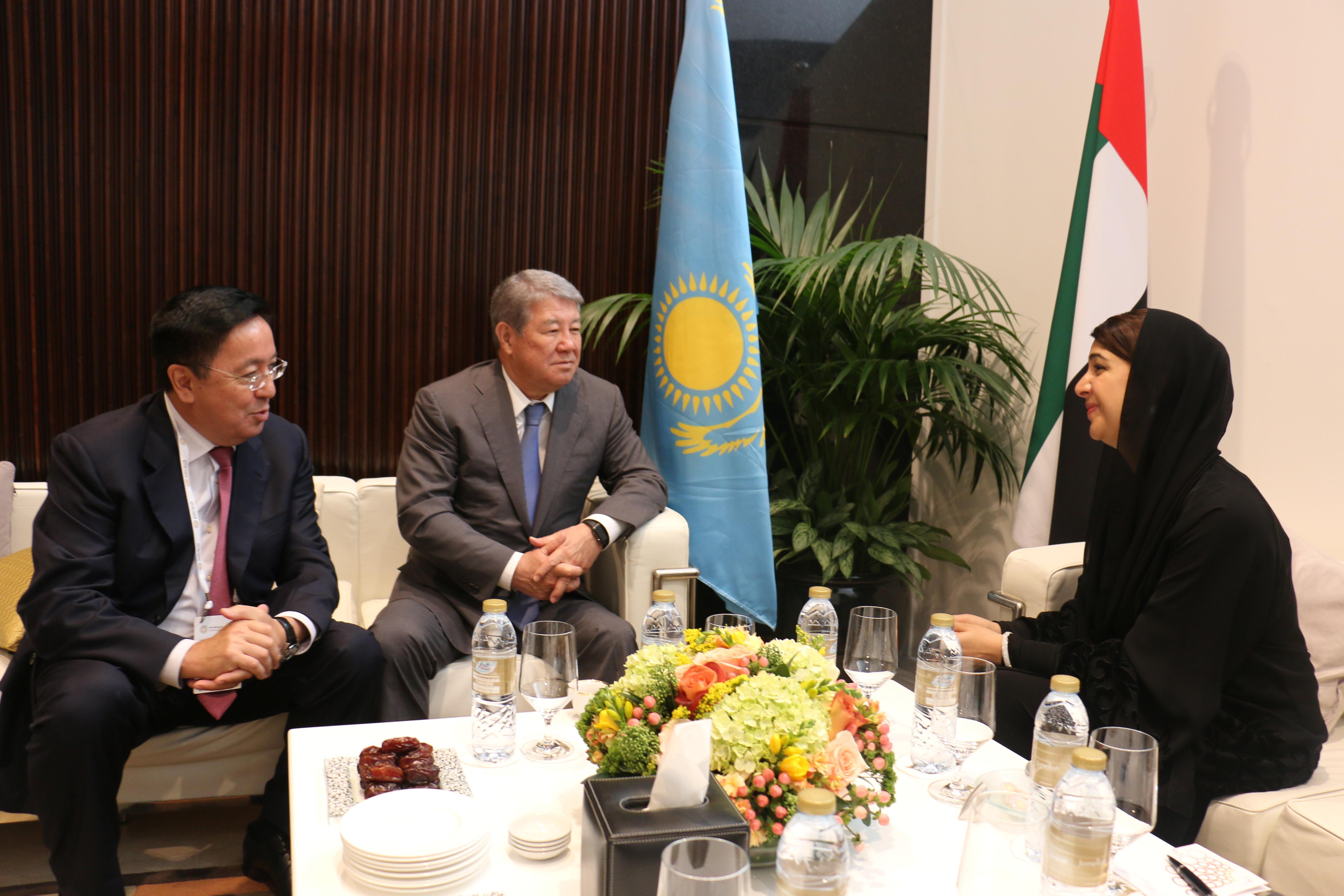«ЭКСПО-2017 Астана» и «ЕХРО-2020 Дубай» подписали соглашения о сотрудничестве