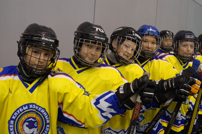 «Алматы 2005» разгромил «Хаскис» (13:0) на турнире по хоккею в России