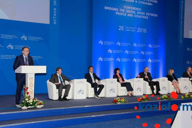 Д.Абаев: Цели по преодолению цифрового неравенства сопоставимы с борьбой с нищетой