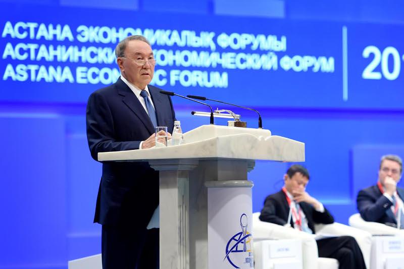 Н.Назарбаев: Казахстан имеет огромный потенциал для активизации экономического роста