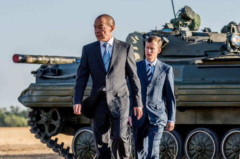 Тулешов обвиняется в совершении 16 преступлений