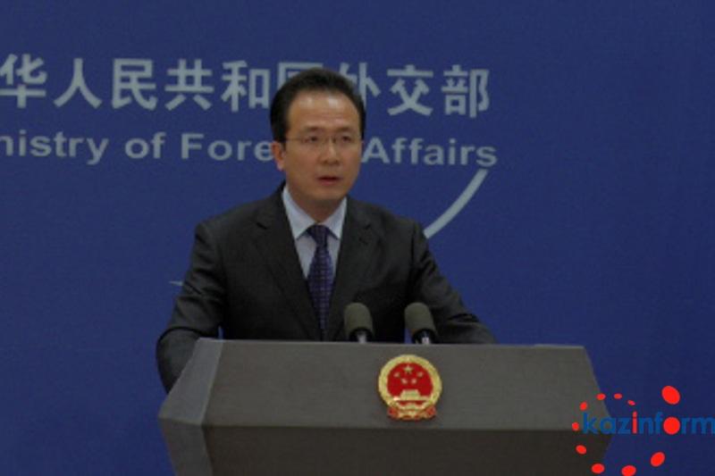 Китай выразил соболезнование близким погибших в Актобе