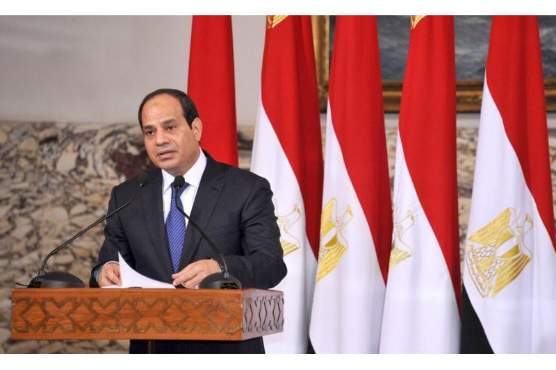 Президент Египта Абдель Фаттах Ас-Сиси: «Архитектура Астаны будет конкурировать с крупнейшими городами мира»