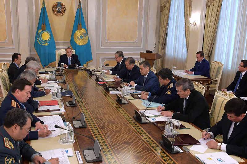 Заседание Совбеза: Президент Казахстана назвал произошедшие атаки в Актобе бессмысленными и жестокими