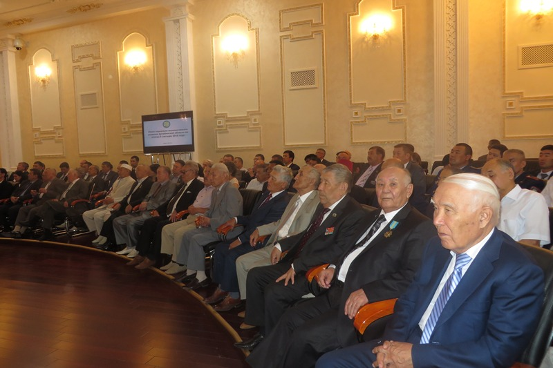 K. Massimov: Social economic development in Aktobe region is critical