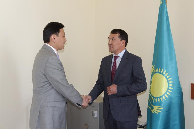 Заместителем акима ЗКО назначен Багдат Азбаев (ФОТО)