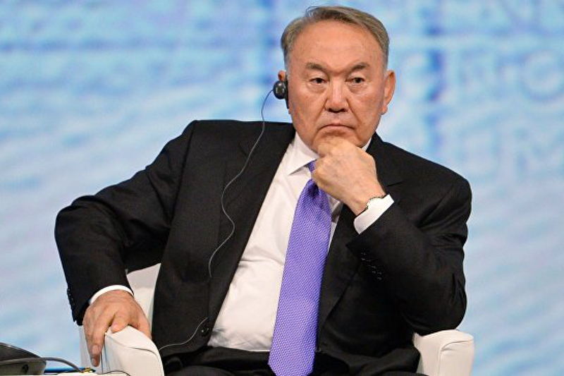 Nazarbayev doesn't rule out woman can become president of Kazakhstan