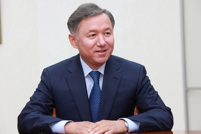 President proposes N.Nigmatullin's candidacy for Majilis Speaker's post