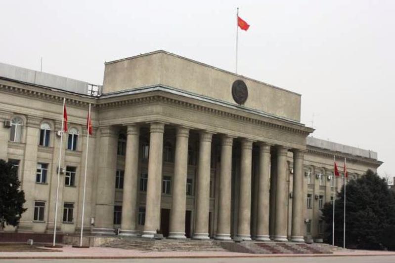 Кыргызские парламентарии одобрили новую структуру правительства