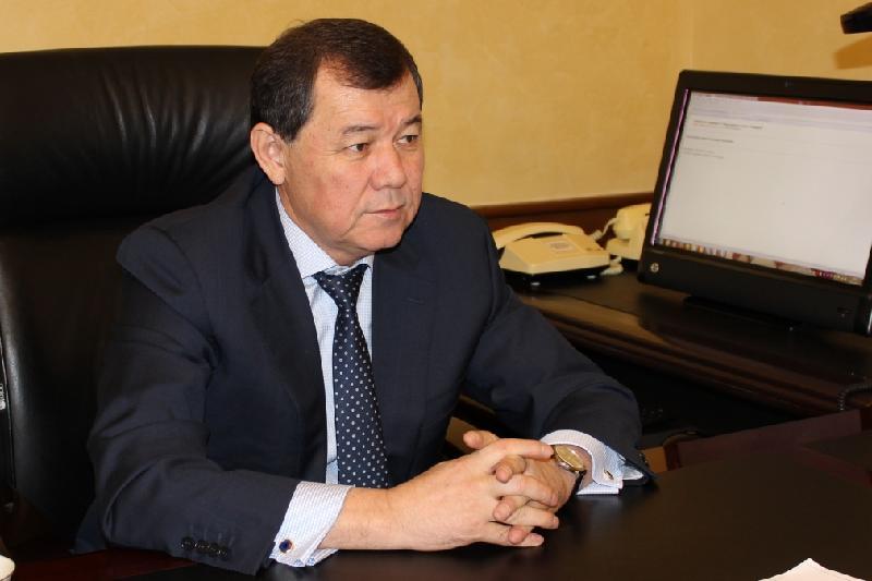 ТӘУЕЛСІЗДІКТІҢ 25 ЖЫЛДЫҒЫ: Жамбыл облысы әлеуетін арттырып келеді - Кәрім Көкірекбаев (ФОТО)