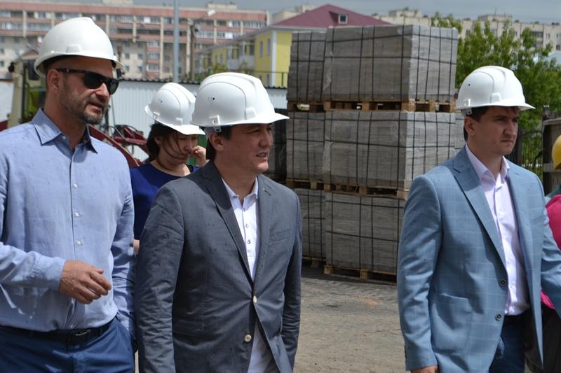 Фонд «Самрук-Казына» намерен развивать рынок недвижимости с привлечением опытных застройщиков - Б.Мамыталиев (ФОТО)