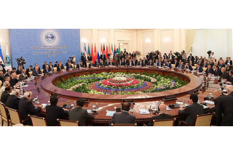 Integration of SCO, EEU, Silk Road viewed as prelude to large Eurasian partnership