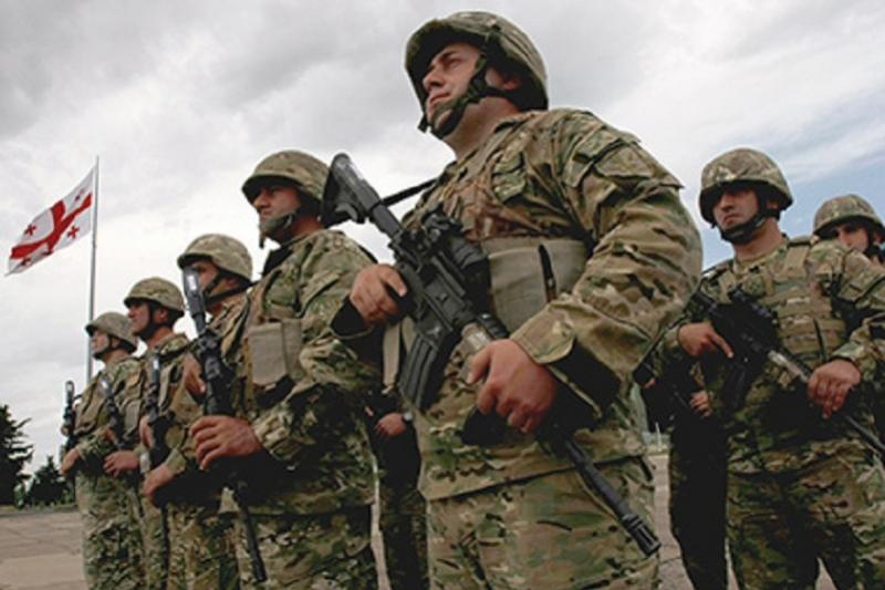 В Грузии отменили призыв в вооруженные силы