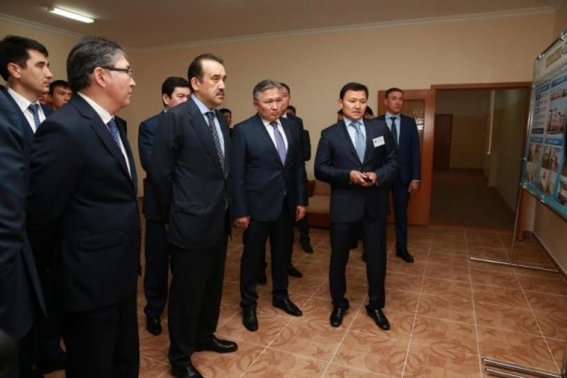 PM visited kindergarten in Karaganda built under Nurly Zhol program