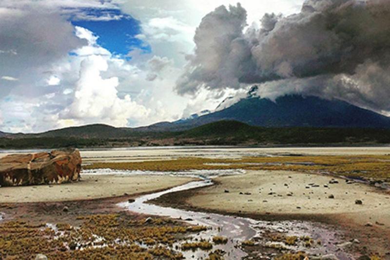 В Танзании обнаружены огромые запасы гелия
