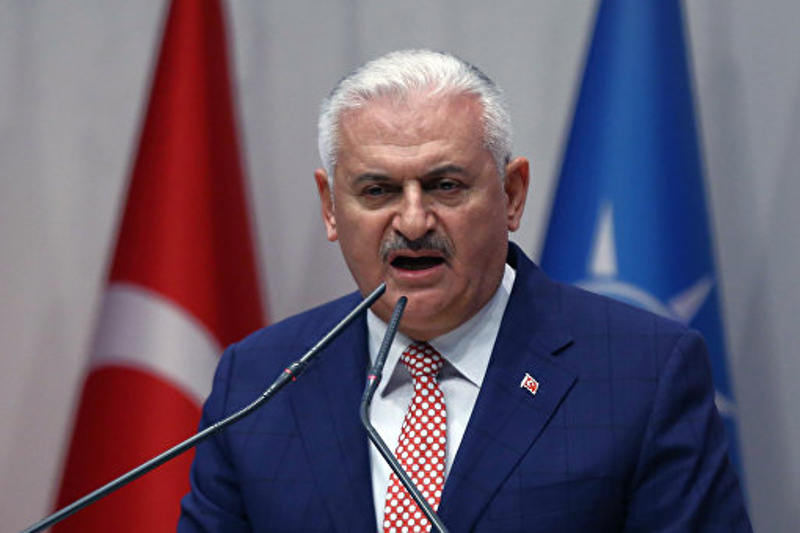 Turkish PM thankful to Kazakhstan for assistance in normalization of relations with Russia