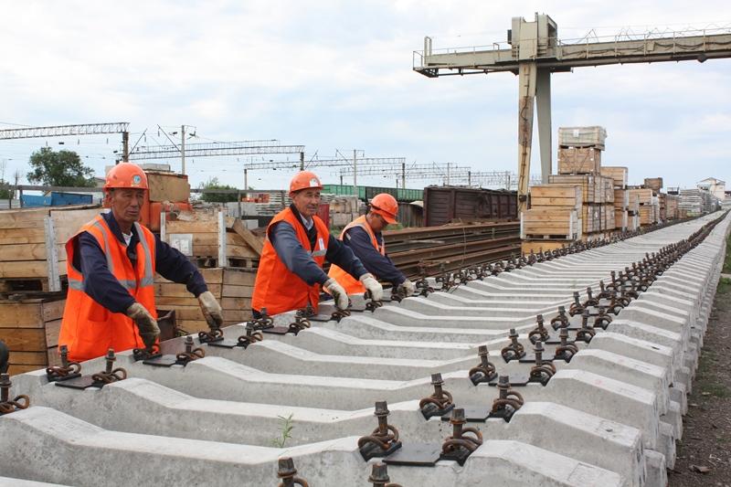 Первый комплекс вторых путей на участке Алматы-1 - Шу запустят в ноябре - КТЖ