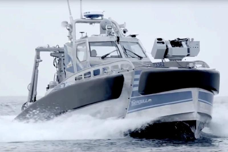 Israel unleashes first torpedo-firing unmanned sea vessel