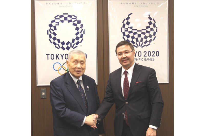 Ex-PM of Japan wishes Kazakhstan success at Rio Olympics