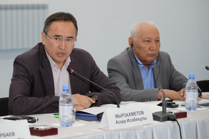 土改委巡回会议在克孜勒奥尔达州召开