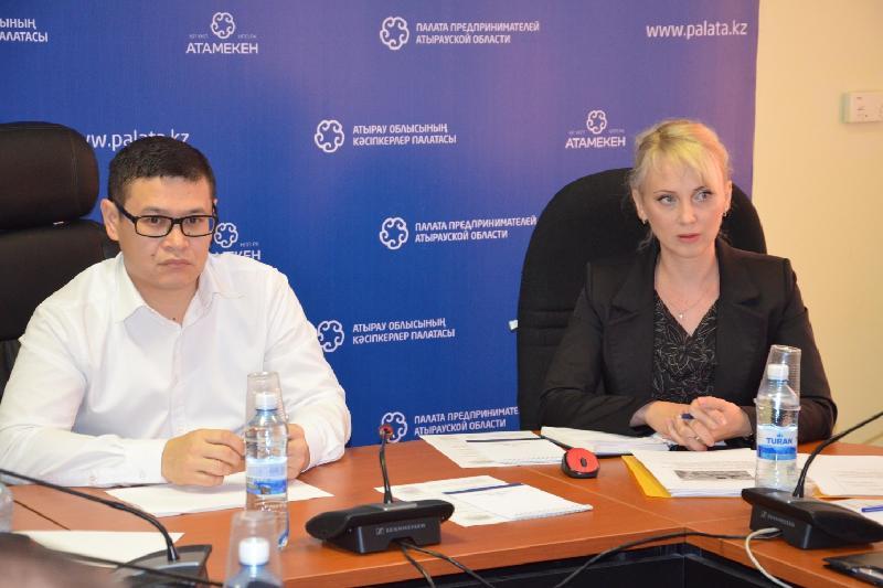 Атырауские бизнесмены налаживают контакты с Беларусью