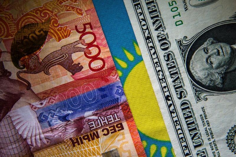 KASE早盘汇率公布 美元兑坚戈1:377.04