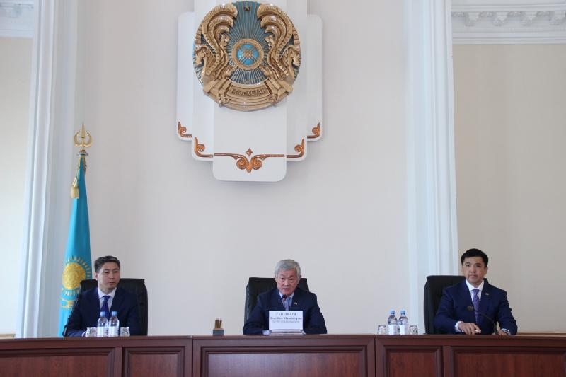 В Актобе назначили нового акима города