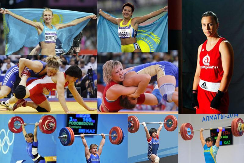 Олимпиадада Қазақстан жеңіп алған 52 медальдің қаншасы қыздарымыздың еншісінде?