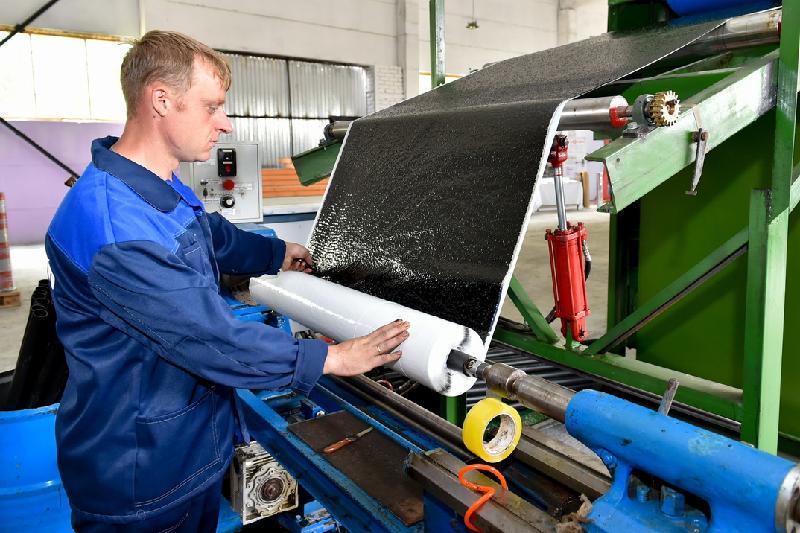 В СКО запустили производство ризолина
