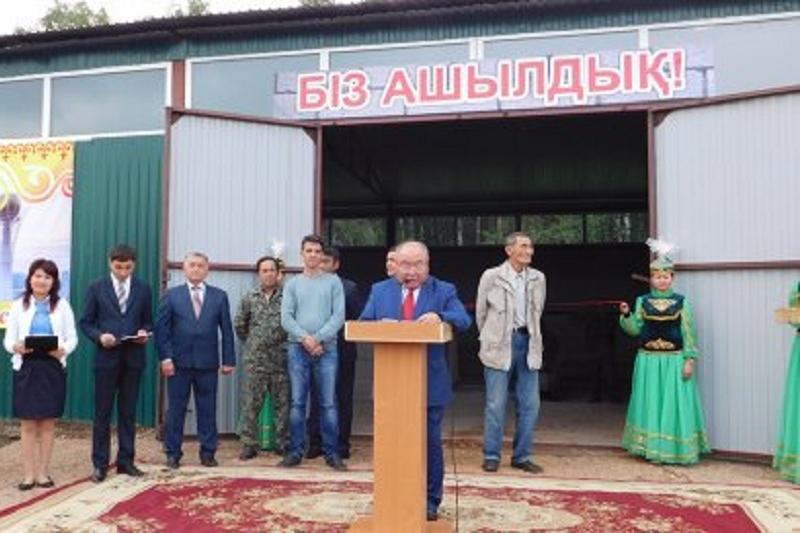 Накануне Дня Астаны в СКО открыли более 40 новых производств