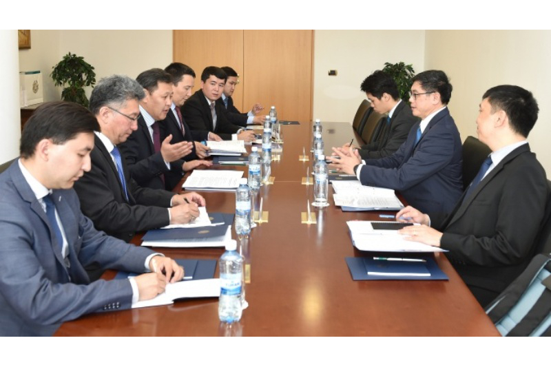 1st political consultations between Kazakhstan and Singapore took place in Astana (PHOTOS)