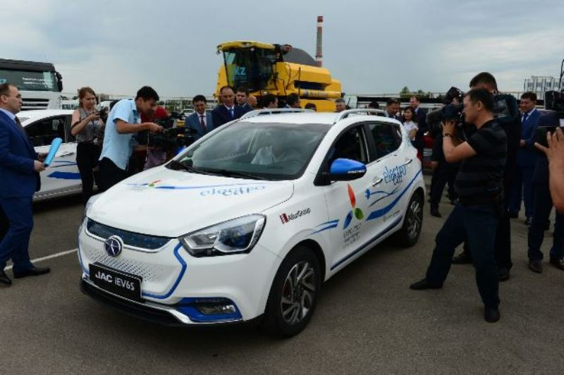 Kazakhstani electric cars to be exported to foreign countries (PHOTOS)