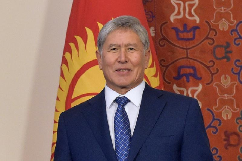Kyrgyzstan's president calls to step up cooperation between EU, Eurasian Economic Union