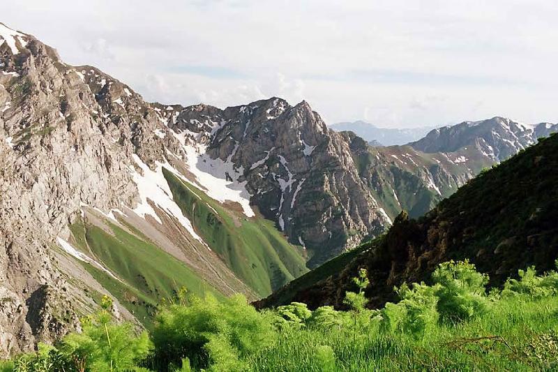 Западный Тянь-Шань включен в Список Всемирного наследия ЮНЕСКО