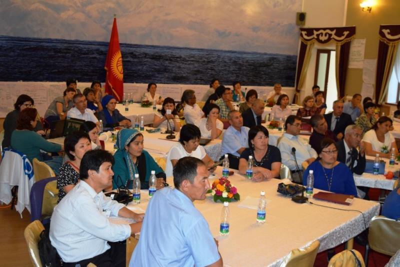 Казахстанские участники 5 региональной школы ОБСЕ получили сертификаты (ФОТО)