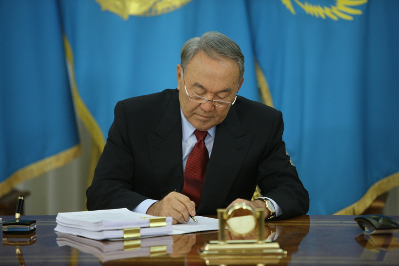 Kazakh President amends decree on educational grant for talented youngsters