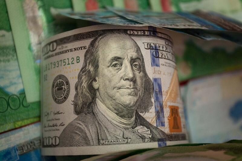KASE早盘汇率公布 美元兑坚戈1:360.79