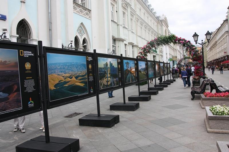 «National Geographic Россия» представил в Москве фотовыставку о Казахстане (ФОТО)