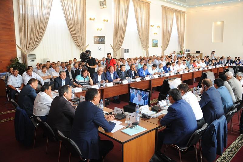 Комиссии по земельной реформе есть что представить Парламенту - Иван Сауэр