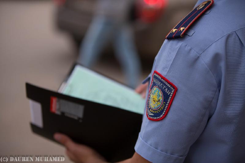 Павлодарец помог полиции раскрыть разбойное нападение