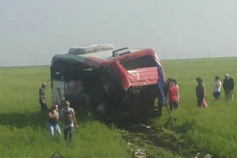 Қостанай облысында жол апаты кезінде Ресейдің бес азаматы ауруханаға түсті